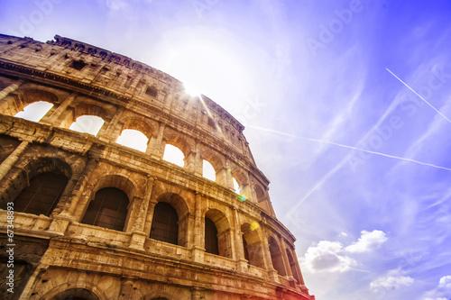 Obraz na plátne Colosseum Rome