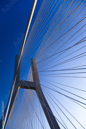 most-widok-z-dolu
