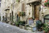 Rustykalne włoskie domy
