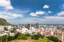 Port Louis - Hauptstadt Maurit...