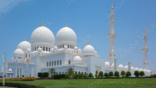 Papiers peints Abou Dabi Grande Mosquée Sheikh Zayed – Abu Dhabi