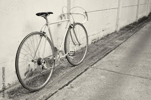 Fotobehang Fiets Vintage road bicycle