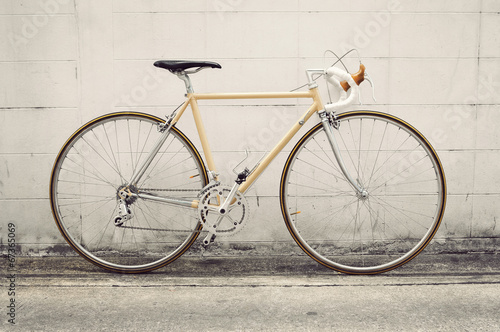 Poster Fiets Vintage road bicycle