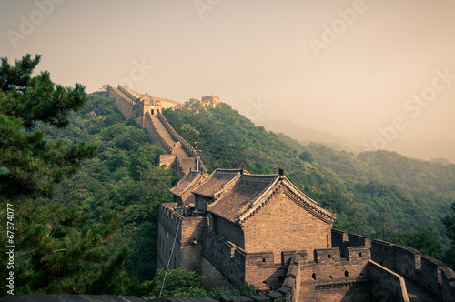 Papiers peints Muraille de Chine The Great Wall