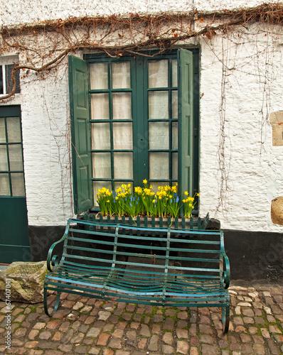 Keuken foto achterwand Antwerpen Houses in Antwerp, Belgium