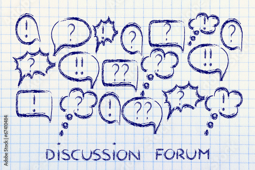 Photo  internet forums and online discussions