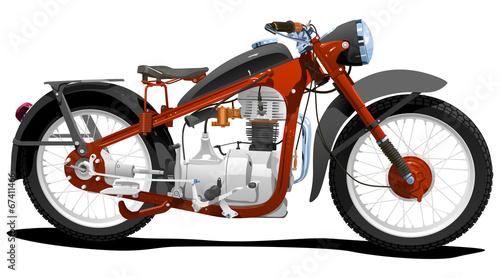 motocycle Wallpaper Mural