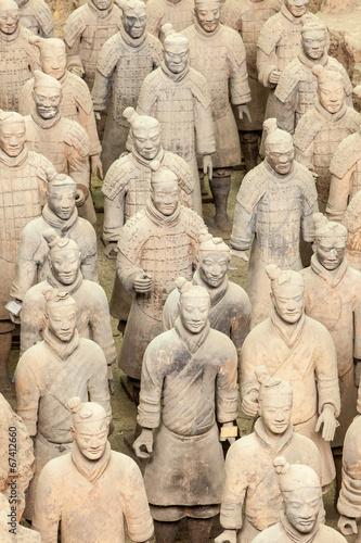 Papiers peints Xian Terracotta Warrior