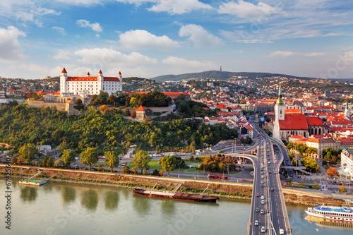 Photo  Bratislava - aerial view