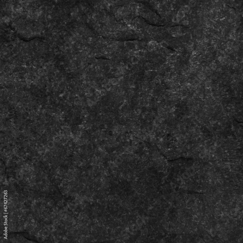 Canvas Prints Marble black stone texture