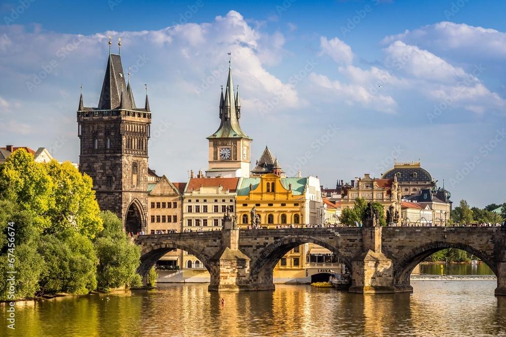 Fototapety, obrazy: Miasto Praga, Czechy