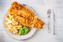 Traditional English Food - Fis...