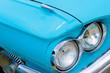 1960's Ford Thunderbird headlights
