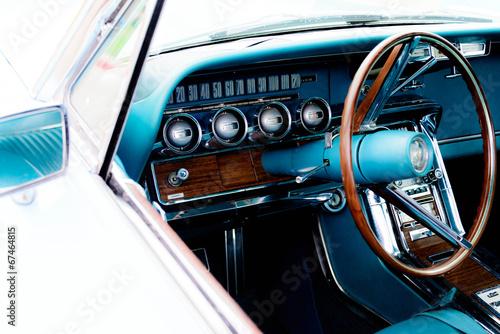 Fotografie, Obraz  1960 Ford Thunderbird pomlčka