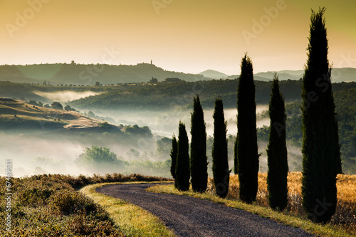 Tuscany bales