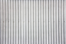 Silver Corrugated Grey Alumini...