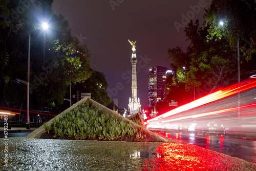Photo sur Toile Mexique Angel of Independence
