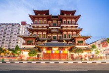 Singapore Buddha Tooth Relic T...