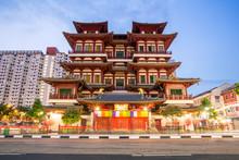 Singapore Buddha Tooth Relic T...