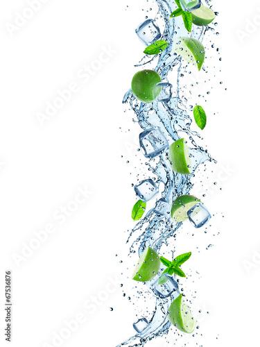 limonki-z-pluskiem-wody