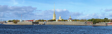 Panorama Of The Peter And Paul...