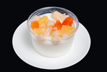 Jelly Pudding Fruit Salad