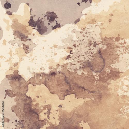 Spoed Foto op Canvas Wereldkaart Grunge texture
