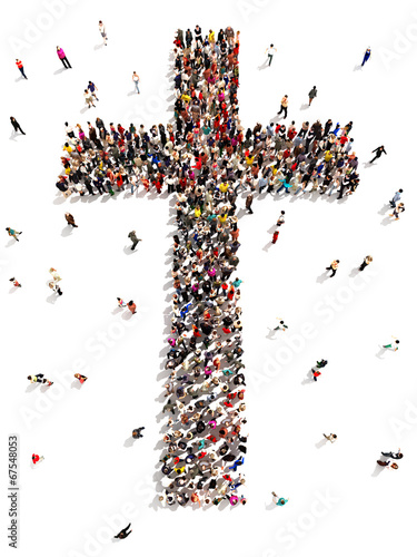 Carta da parati People finding Christianity, religion and faith.