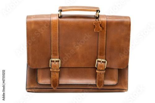 Photo Leather bag