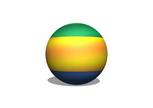 Flag Of Gabon Themes Idea Design