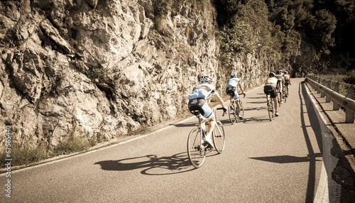 Poster Fietsen ciclismo