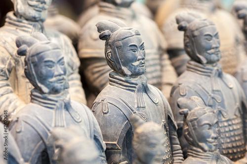 Terrakotta Krieger in Xian