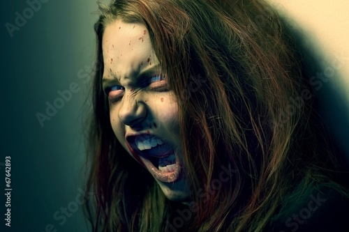 Fotografie, Tablou In Conspiracy With Satan