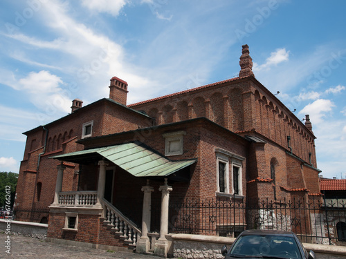 Old Synagogue in  Krakow in Poland - 67662612
