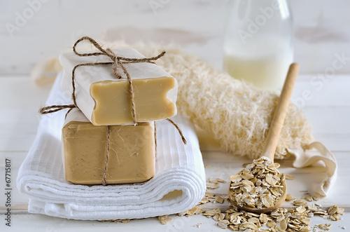 Stampe  Oat soap