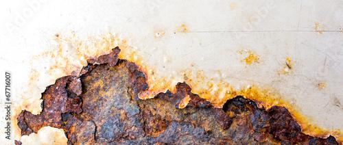 Fototapeta metal rust