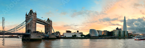 Fotobehang Londen Tower Bridge London