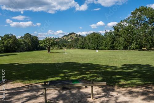 Fotografie, Obraz  Terrain de golf