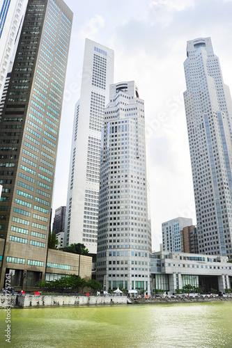 Photo  Raffles place, Singapore