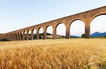 Acueducto De Noain Near Pamplona