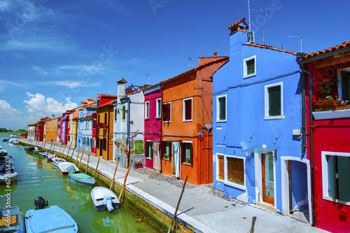 Keuken foto achterwand Buenos Aires Burano island, Venice, Italy.