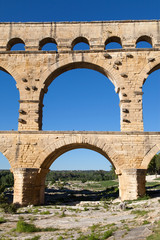 Arch Bridge of Pont du Gard