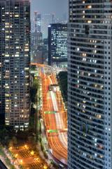 Fototapeta Miasta Tokyo