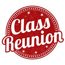 Class Reunion Stamp