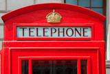 Telephone booth. London, England - 67830651