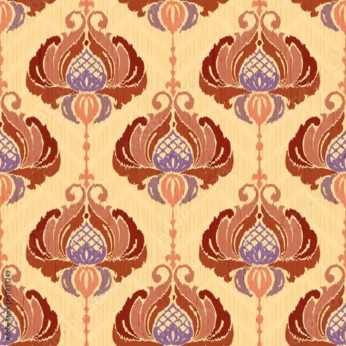 dekoracyjny-kwiatowy-wzor-adamaszku