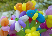Bouquet Of Balloons.