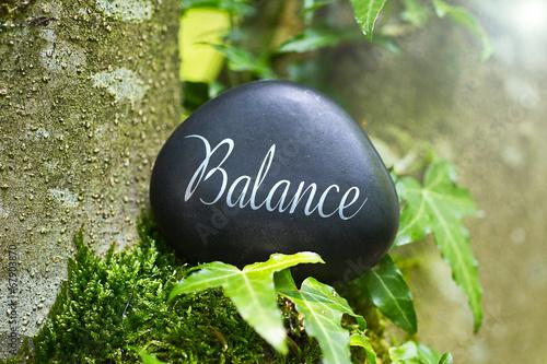 Fotografía Balance