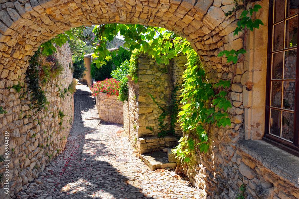 Fototapeta Provence village