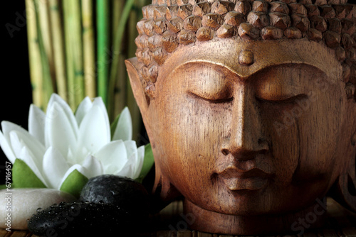 Photo  budda